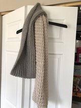 Winter infinity scarfs in St. Charles, Illinois
