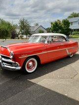 1954 Hudson Hornet Hollywood Hardtop in great restored condition  has factory air runs great in Warner Robins, Georgia