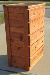 all wood chest of drawers in Warner Robins, Georgia