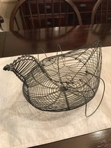 Vintage Wire Egg Basket in Bolingbrook, Illinois