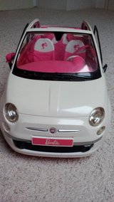 Barbie Car in Ramstein, Germany