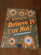 Ripley's Believe It or Not Book in Naperville, Illinois