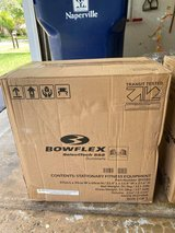 NEW - Bowflex SelectTech 552 - (Pair) Two Adjustable Dumbbells 5 to 52.5 Pounds in St. Charles, Illinois