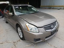 2007 Nissan Maxima SE 3.5L For Parts in Leesville, Louisiana