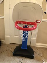 Little Tikes Basketball hoop in Kingwood, Texas