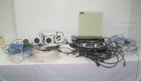 Home Security System - 4 CCTV Zoom Camera's - Speco Technologies Video Recorder - XP-6 - Power S... in Bolingbrook, Illinois