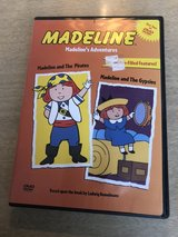 Madeline's Adventures DVD in Bolingbrook, Illinois