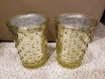 2 GOLD CANDLE HOLDERS in Naperville, Illinois