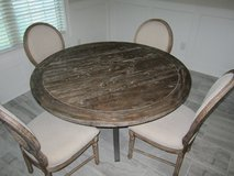Dining Room Table and 4 chairs sold by Turner's in Warner Robins, Georgia