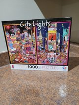 Double Jigsaw Puzzle in Bolingbrook, Illinois