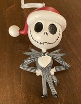 Jack Skellington Ornament in Bolingbrook, Illinois