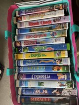 27 vhs videos in Tomball, Texas