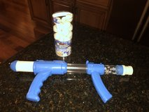 Indoor Snowball Shooter & 24 Snowballs in Bolingbrook, Illinois