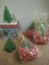 Diy Christmas Tree Soaps Bars in Bolingbrook, Illinois