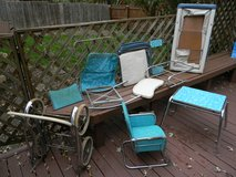 Baby and Childs Stroller, Carriage, High Chair, ETC Set in St. Charles, Illinois