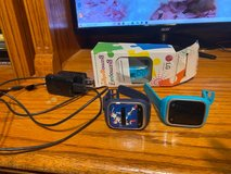 two gizmo pal 2 watches, 1 extra band and two charging cables and plugs in Kingwood, Texas