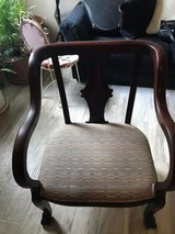 Antique chair in Kingwood, Texas