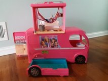 Barbie Pop-Up Camper in St. Charles, Illinois
