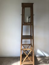 Tower Clothes Stand with Mirror in St. Charles, Illinois