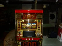 slot machine and 350 coins in Fort Knox, Kentucky