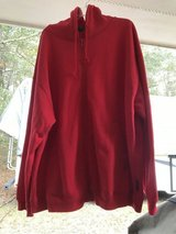 Red Hoodie Jacket in Beaufort, South Carolina