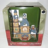 WAL-MART HOLIDAY TIME VILLAGE COLLECTIBLES - CHURCH - LIGHTED in Plainfield, Illinois