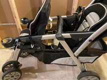 Chicco Double Stroller in St. Charles, Illinois