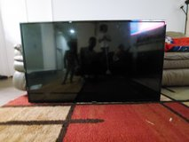 55 inch cracked screen- FOR REPAIR PARTS in Camp Pendleton, California