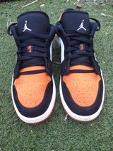 Jordan 1 Shattered Backboard in Nellis AFB, Nevada