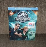Jurassic World fallen kingdom blu-ray and DVD in Alamogordo, New Mexico