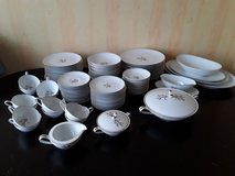 Noritake Fine China (Pattern: Lynne) 92 pcs. (Produced :1950's) in Wiesbaden, GE