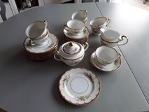 Rikusui Fine China ( Made in Japan :Post WWII) – 49 pcs in Wiesbaden, GE