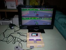 super nintendo and mario kart and sports game in Fort Knox, Kentucky