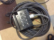 """Studio instrument """"cable/snake/junction"""" box in Ramstein, Germany"""