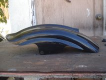 NEW Harley Davidson Sportster aftermarket rear fender new in Barstow, California