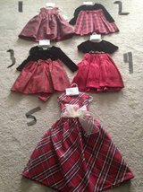 OBO Christmas Dresses for girls 4T &6X in Fort Campbell, Kentucky