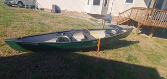 16ft Old Town Canoe in Fort Campbell, Kentucky