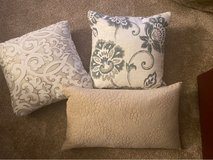 decorative pillows in St. Charles, Illinois