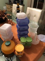 16 PCs of never used Tupperware in Leesville, Louisiana