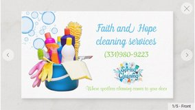 move in move out cleaning houses in Batavia, Illinois