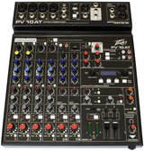 Peavey PV 10 AT 10 Channel Compact Mixer with Bluetooth and Antares Auto-Tune-Dual Voltage in Wiesbaden, GE