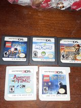 3DS Games in Spring, Texas