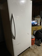 Upright freezer in Tomball, Texas