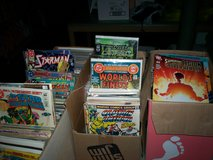 536 comics - captain america and superman and lots more in Fort Knox, Kentucky
