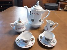 Tea Set in Travis AFB, California