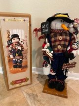 """29"""" Snowman in Tomball, Texas"""