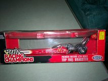 NHRA - mcdonalds 1996 - premier edition 1/24 scale top fuel dragster - die cast in Fort Knox, Kentucky