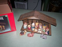 13 pc. porcelain nativity set in Fort Knox, Kentucky