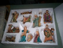 12 pc. nativity set in Fort Knox, Kentucky