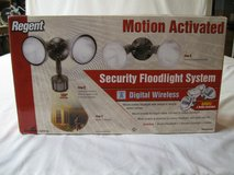 Motion Activated Security System in Plainfield, Illinois